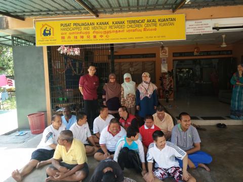 Special Needs Dentistry in Kulliyyah of Dentistry, IIUM Kuantan
