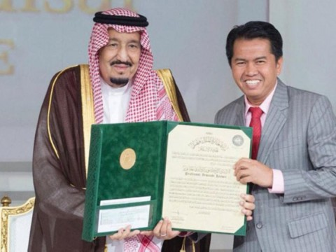 Prof. Jaswir of Indonesia laments poor state of Muslim world in halal industry