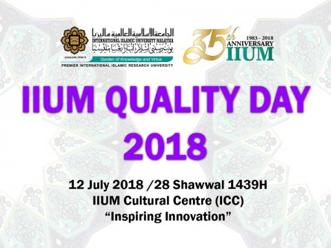 QUALITY DAY 2018