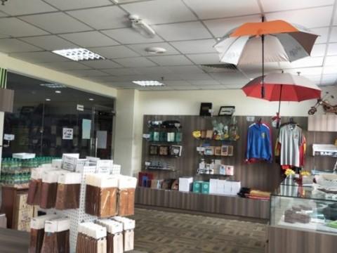 Let's visit IIUM Souvenir Shop
