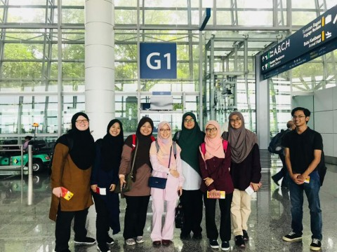 Exchange Program to Brunei