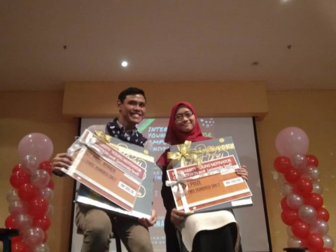 INTERVARSITY YOUNG MOTIVATOR COMPETITION 2018 (UNIVERSITY LEVEL)