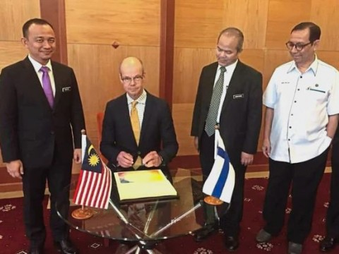 Finland willing to send experts to Malaysia