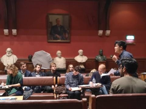 IIUM Debate Team Reach Grand Final of the ESL Category at the Oxford Intervarsity Debate