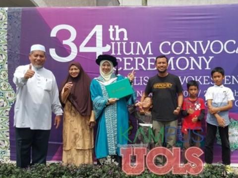 Dr Mardiana kongsi 'rahsia' PhD selesai dalam 4 semester, jimat 1 semester...