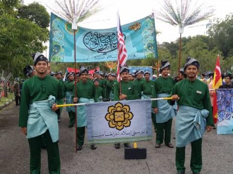 Kontinjen UIAM sertai perarakan Maulidur Rasul