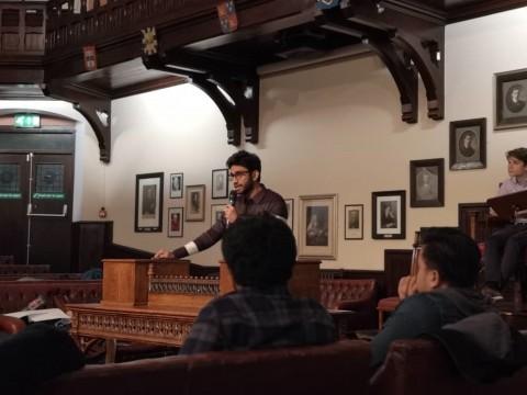 IIUM English debate teams have participated at the Cambridge IV Debate