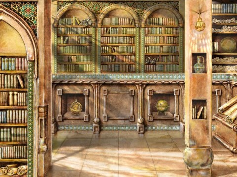 Time for libraries of 'wisdom'