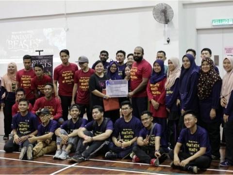 Larian amal demi konservasi hidupan liar di Malaysia