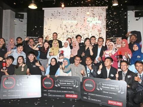 Students bag RM25,000 in youth entrepreneurship