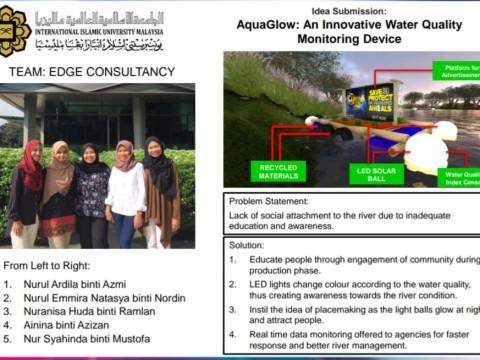 Congratulation: Top 10 award in Eco-Biz Dream Project