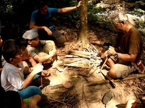 Flagship:  Gombak Jungle School