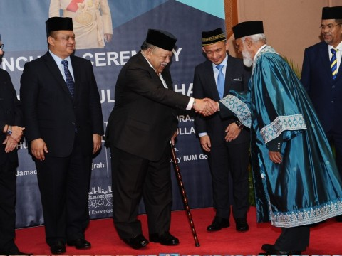 Prof Mohammed Abullais appointed as IIUM´s Jamalullail Chair