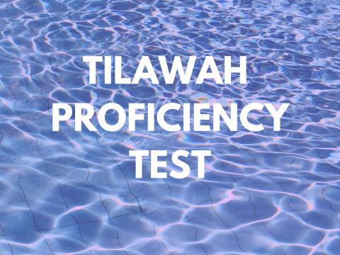 Tilawah Proficiency Test