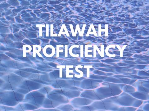 Tilawah Proficiency Test
