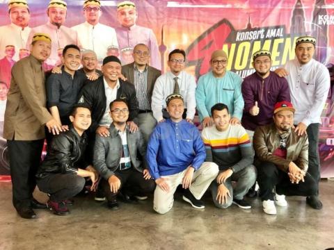 Konsert 4Nomena Alumni UIAM ; Imbau Kenangan Nasyid