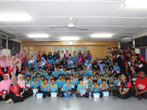 CFS Peers Leaderhip Motivation Programme (Kem Kepimpinan Pemimpin Kecil)