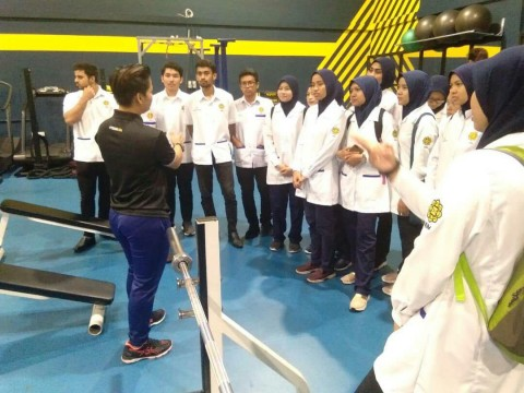 Educational Trip to International Sports Institute, Bukit Jalil