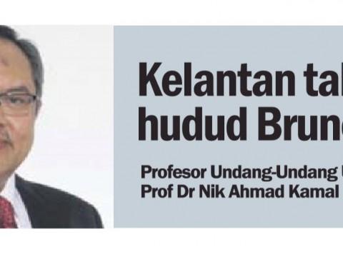 Pendekatan hudud di Malaysia berbeza
