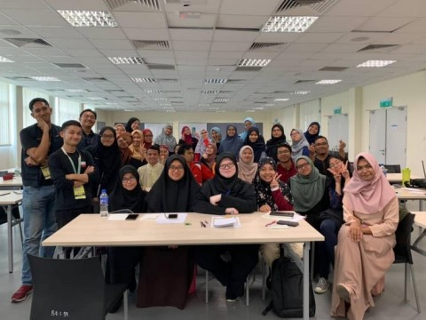 Students in Pagoh gain exposure to journalism
