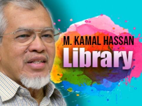 Mohd Kamal Hassan Memorial Library (MKH Library) @ Level 4 Rectory Building IIUM (Gombak)