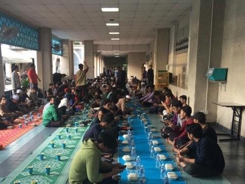 Program iftar eratkan silaturahim warga kampus