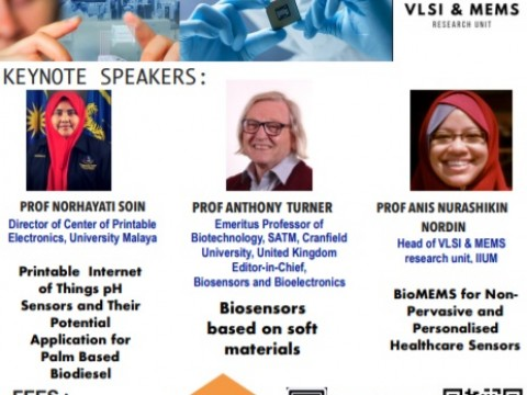 Seminar on Biosensors at Kulliyyah of Engineering IIUM