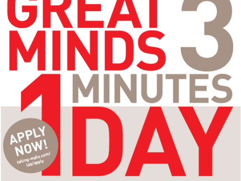 DEADLINE: 28 July 2019, Falling Walls Lab AIMST: Share your innovative ideas and win a trip to Berlin, Germany!