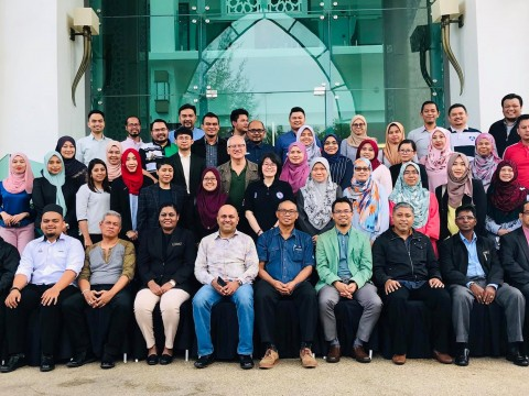 Technical Working Group Workshop on Developing Regulatory Guideline for Short-Term Accommodation, from 28 – 30 June 2019 at Hotel Adya Langkawi, Kedah.