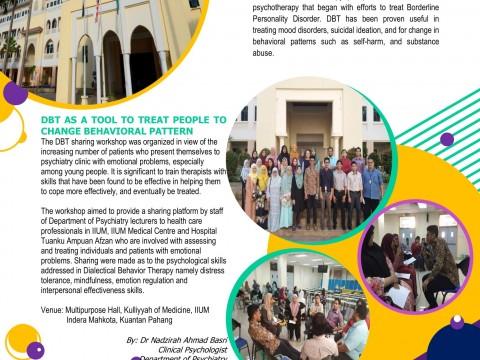 Dept. of Psychiatry Special Programme