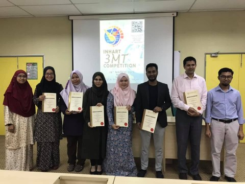 INHART 3MT Competition