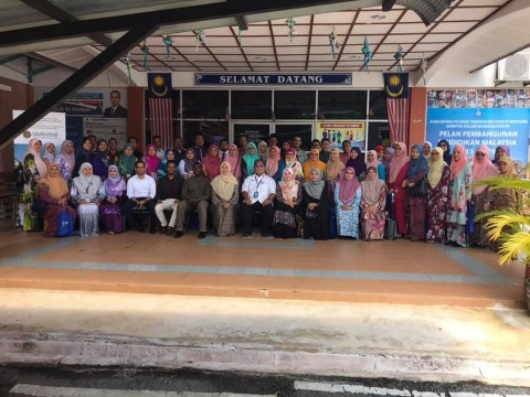 Halal Awareness Program for School Teachers of Bentong, Pahang