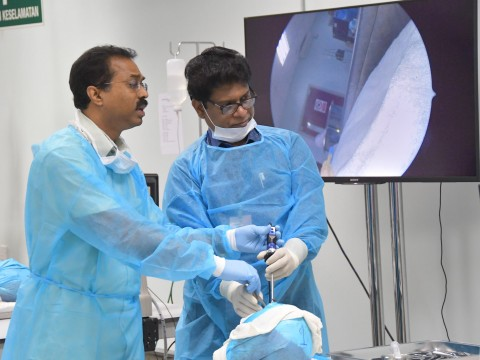 2nd Advanced Endoscopic Sinus Surgery Workshop 2019
