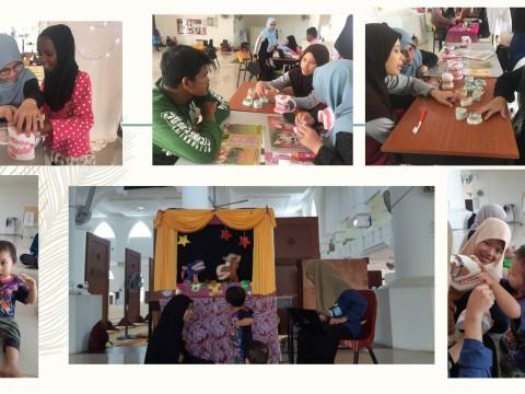 "KOD students participation in ""Masjid Carnival 2019"""