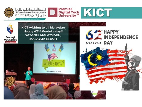 Happy 62th Independence Day