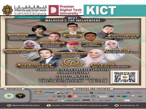 Global Entrepreneurship Symposium  ( GES )
