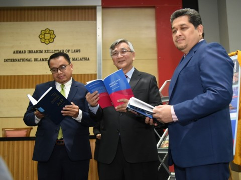 Academics from AIKOL publish books to participate in formation of public opinion