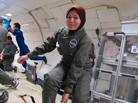 Kenapa saintis ini tinggalkan Nasa dan pulang berkhidmat di Malaysia