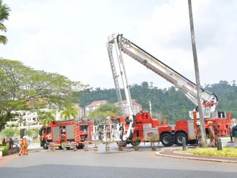 KOM Fire Action Plan & Evacuatoin Awareness Talk