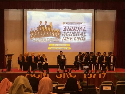 Annual General Meeting of SRC 2018/2019 reflects success of mission