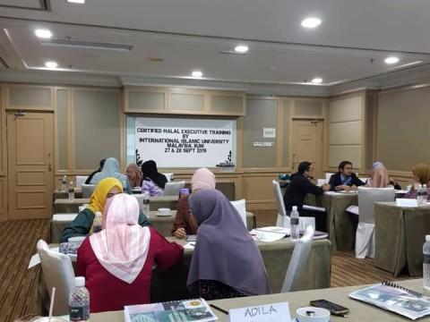 Halal Internal Audit Facilitation for Certified Halal Executives