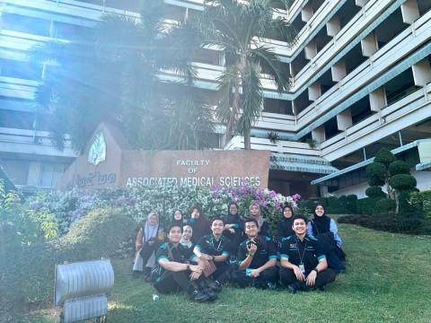 Collaborative Visit to Khon Kaen University (Thailand)