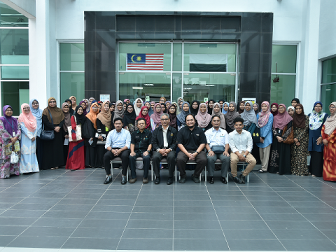 ETIQA Takaful Corporate Zakat Giving Ceremony 2019 - Kuantan Campus & CFS