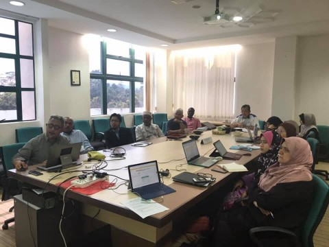 ShacProw (Shariah Compliant Productive Workplace) Flagship Meeting on the Guidelines