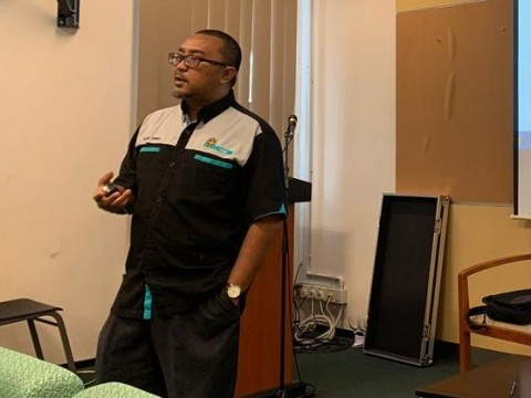 Scheduled Wastes Management Training of Trainer No. 2/2020
