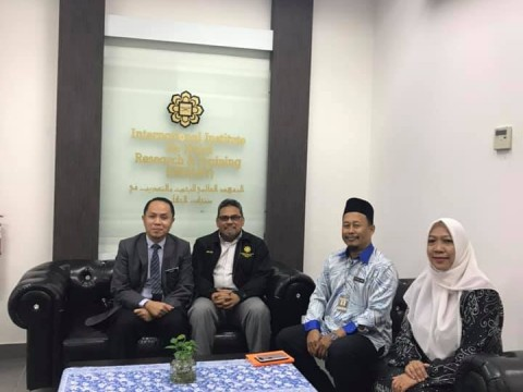 INHART-MAWIP collaboration on Schools' Halal Awareness in WP Federal Territory