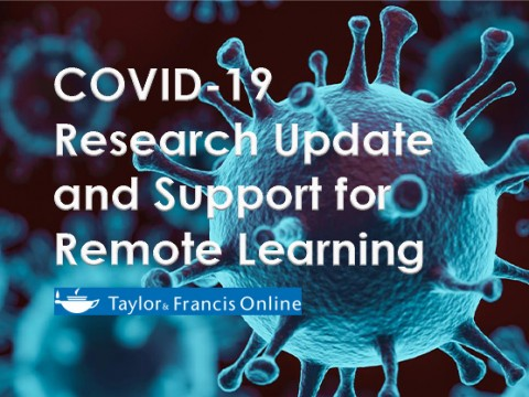 COVID-19 Research Update and Support for Remote Learning