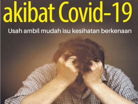 Krisis mental akibat Covid-19