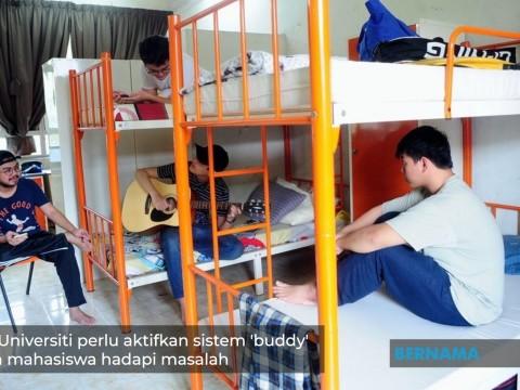 PKP: Universiti perlu aktifkan sistem 'buddy' kesan mahasiswa hadapi masalah