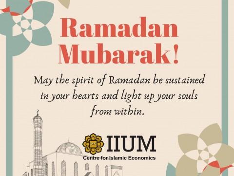 Ramadhan Greetings
